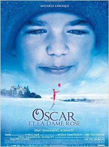 Oscar et la Dame rose affiche