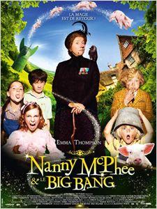 Nanny McPhee et le Big Bang affiche