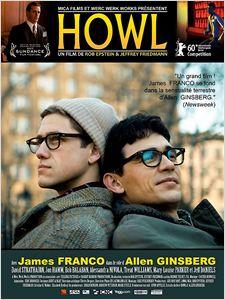 Howl (2010) affiche