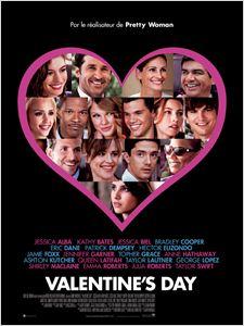 Valentine's Day affiche