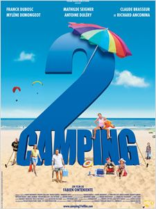 Camping 2 affiche