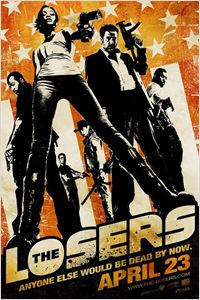 The Losers affiche