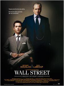 Wall Street : l'argent ne dort jamais affiche
