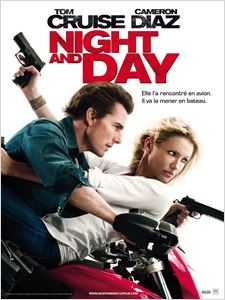 Night and Day affiche