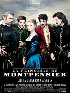 La Princesse de Montpensier affiche
