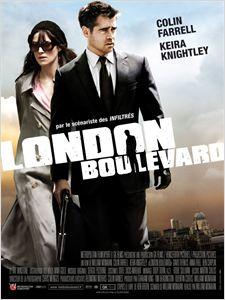 London Boulevard affiche
