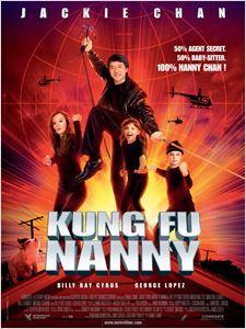Kung Fu Nanny affiche