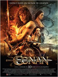 Conan  2011 affiche