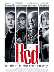 Red (2010) affiche