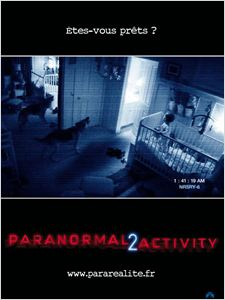 Paranormal Activity 2 affiche