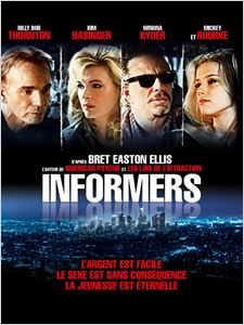 The Informers affiche