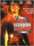 Le Scorpion rouge 2 affiche