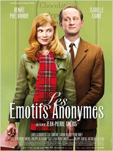 Les Emotifs anonymes affiche