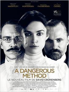 A Dangerous Method affiche