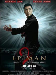 Ip Man 2 affiche