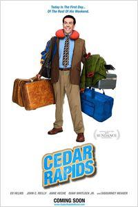 Bienvenue à Cedar Rapids affiche