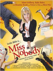 Miss Nobody affiche