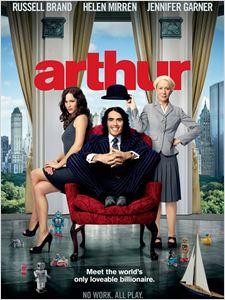 Arthur, un amour de Milliardaire affiche