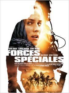 Forces spéciales affiche