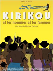 Kirikou et les hommes et les femmes affiche