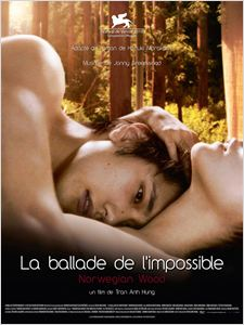 La Ballade de l'Impossible - Norwegian Wood affiche