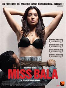 Miss Bala affiche