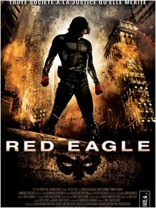 Red Eagle affiche