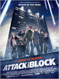Attack The Block affiche