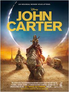 John Carter affiche