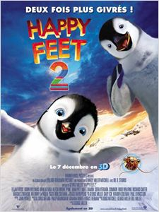 Happy Feet 2 affiche