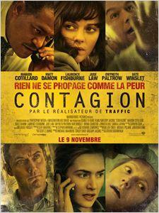 Contagion (2011) affiche