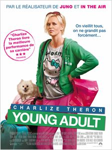 Young Adult affiche