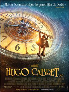 Hugo Cabret affiche