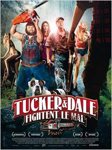 Tucker & Dale fightent le mal affiche