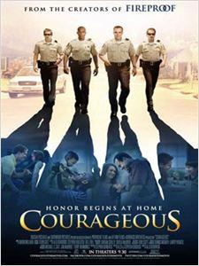 Courageous affiche