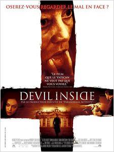 Devil Inside affiche