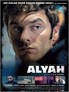 Alyah affiche