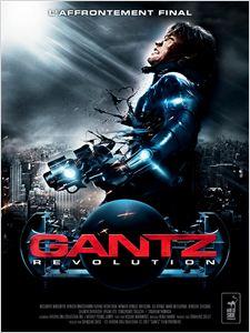 Gantz: Revolution affiche