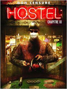 Hostel - Chapitre III affiche