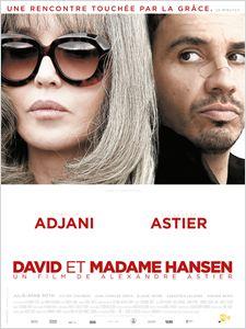 David et Madame Hansen affiche