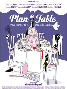Plan de table affiche