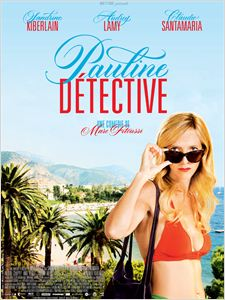Pauline détective affiche