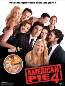 American Pie 4  (2012) affiche