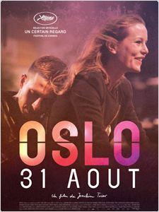 Oslo, 31 août affiche