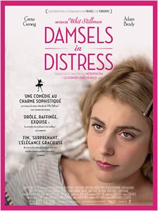 Damsels in Distress affiche