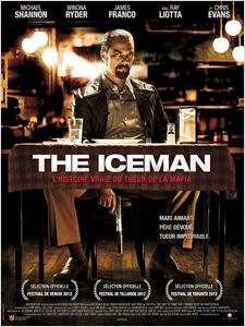 The Iceman affiche