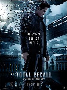 Total Recall Mémoires Programmées affiche