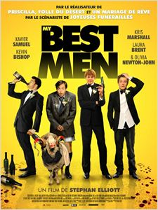 My Best Men affiche