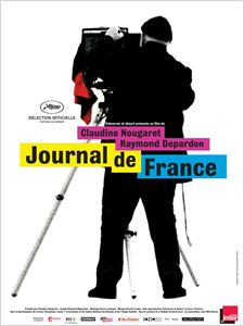 Journal de France affiche