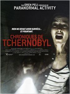 Chroniques de Tchernobyl affiche